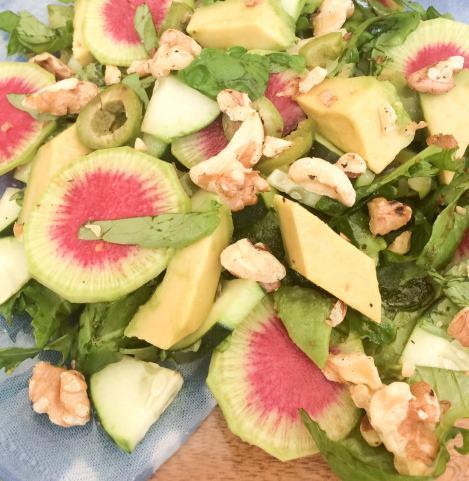 water-radish-salad