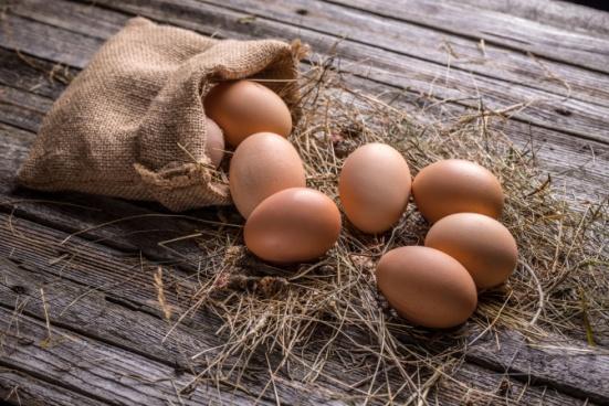 Eggs have mood-boosting choline